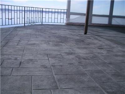 Decorative Concrete Overlays Seattle Stamped Concrete